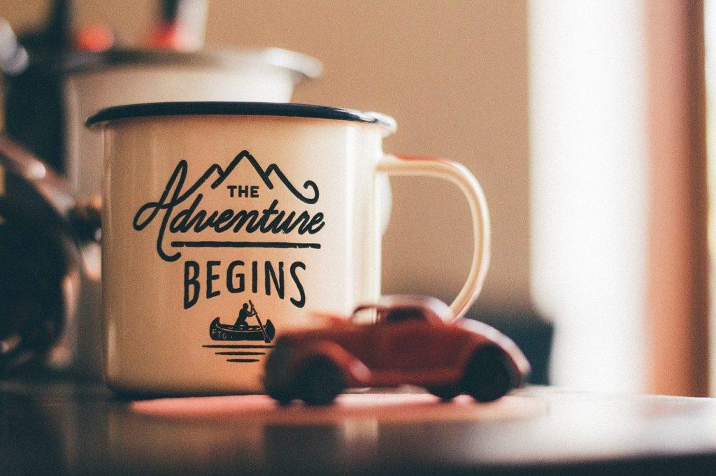 mug, toy, car
